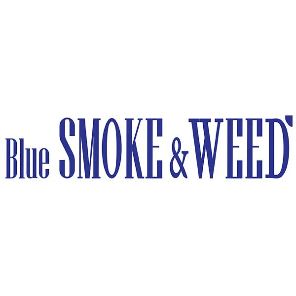 Logo Blue Smoke & Weed PULITO Luglio 2018 copia